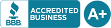 A+ Accredited Business - BBB
