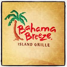 bahama breeze a great spot for your family while you are having surgery.